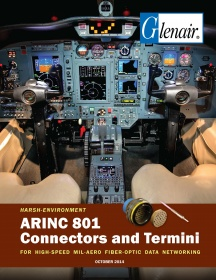 Arinc 801 connectors and termini