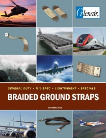 Braided ground straps