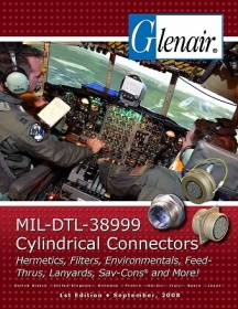 MIL-DTL38999 cyllindrical connectors