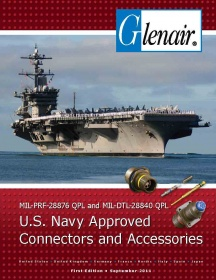 Navy approved connectors