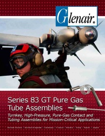 Pure gas tube assemblies