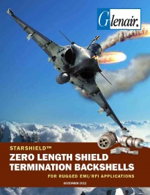 StarShield - zero lenght shield termination backshells