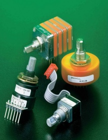 Optical and mechanical encoders
