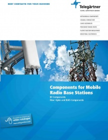 Solutions for mobile radio base stations